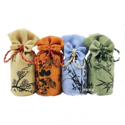 竹炭艺术炭包