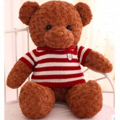 泰迪熊毛绒玩具60cm